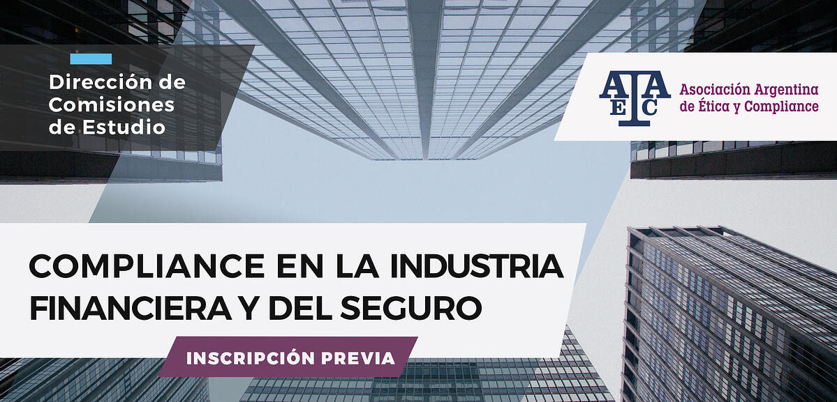 Compliance en la Industria Financiera y del Seguro